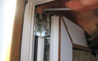 Как отрегулировать пластиковую входную дверь, а также инструкция по устранению основных неполадок