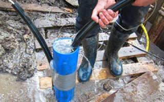 Как раскачать скважину – технология прокачки после бурения