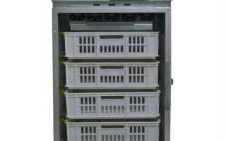 Инкубатор «АИ-192»: основные характеристики и особенности использования выводного шкафа