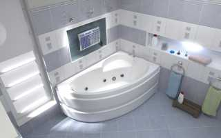 Акриловая ванна: недостатки и достоинства, преимущества перед стальными