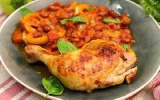 Как готовить курицу в рукаве в духовке