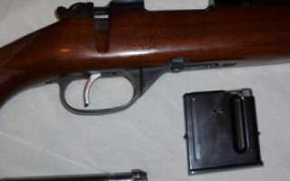 Винтовка CZ 527 – характеристики, стрельба и видео