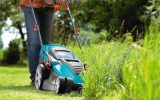 Газонокосилки с боковым выбросом травы: преимущества