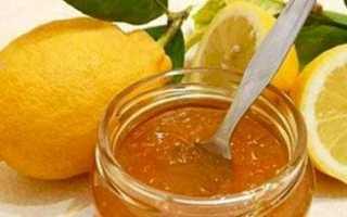 Варенье из лимона и имбиря: 9 рецептов