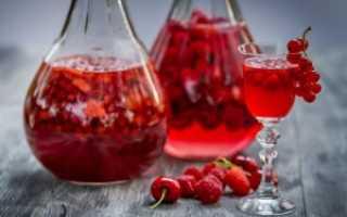 Домашнее вино из морошки
