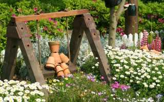 Дизайн дачного участка своими руками – как оформить сад? + видео