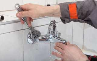 Как разобрать шаровый смеситель — ремонт своими руками