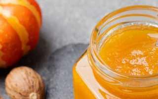 Волшебный тыквенный мед — как правильно приготовить