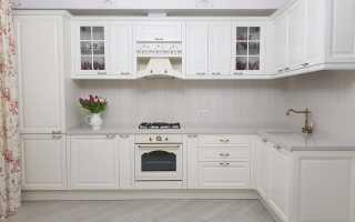 Интерьер белой кухни – варианты дизайна, идеи для вдохновения