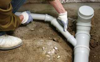Внутренняя канализация своими руками в частном доме: эксплуатация, схема устройства