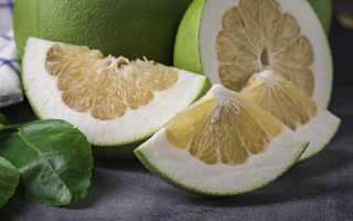 Как правильно выбрать помело фрукт